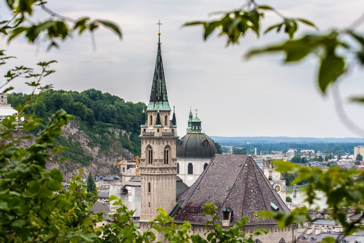 The best things to see in Salzburg, Austria