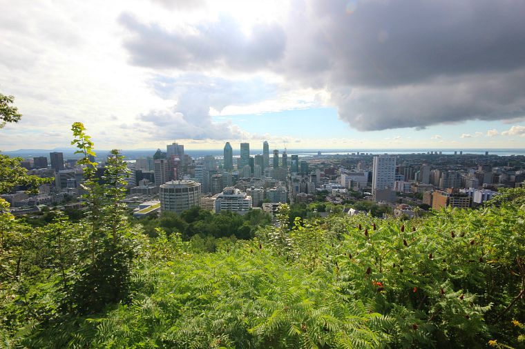 Canada-Quebec-Montreal-lookout