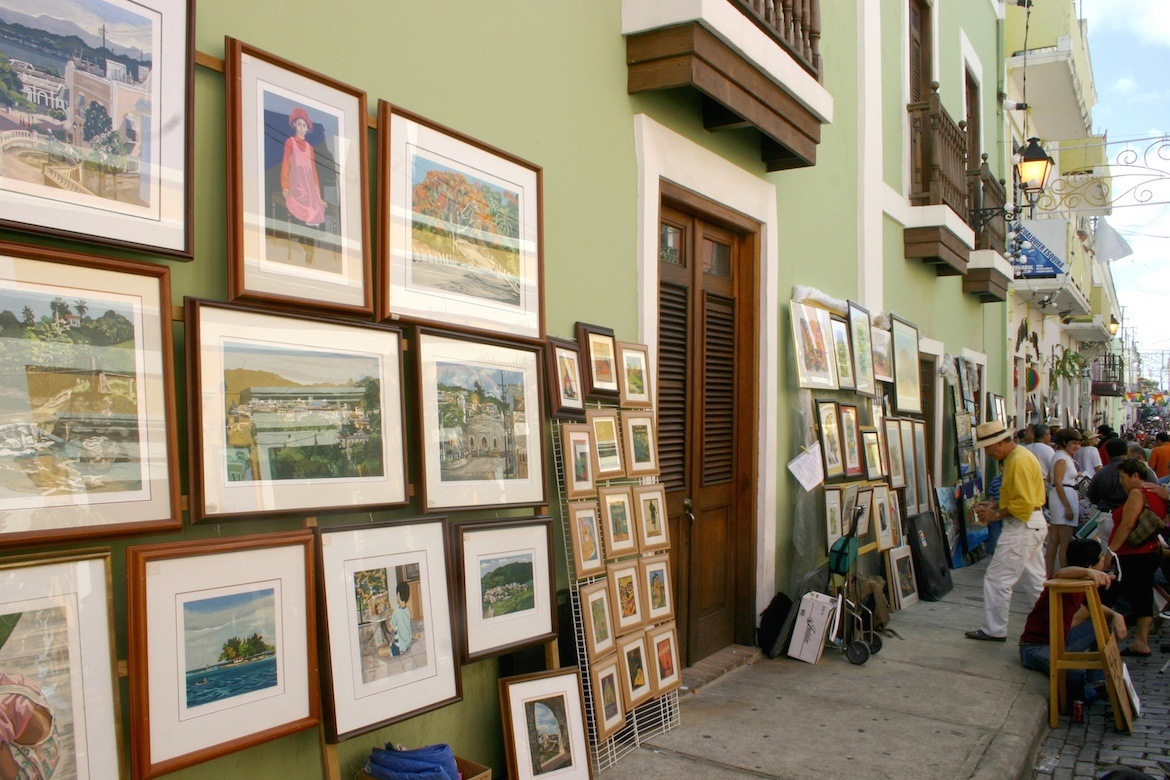 Old San Juan in Puerto Rico. Puerto Rico itinerary: Things to do in Old San Juan