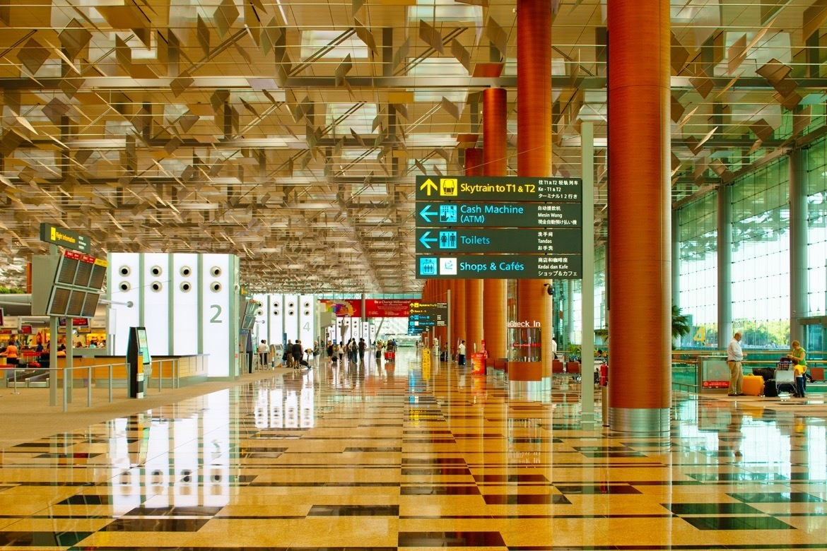 Changi Airport. Where to go in Singapore on a stopover