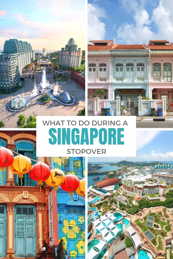 Some of the most beautiful places in #Singapore are easy to visit, even during a one day stopover. Here's how to make the most of a layover.