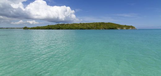Antigua outer islands