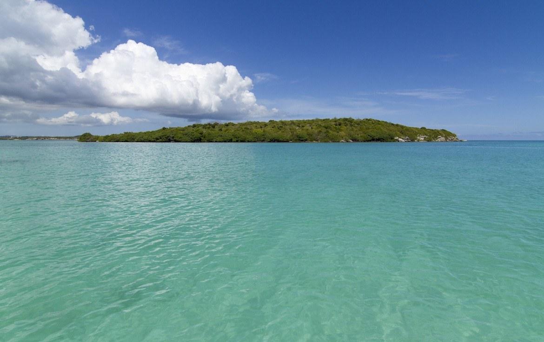 Antigua outer islands