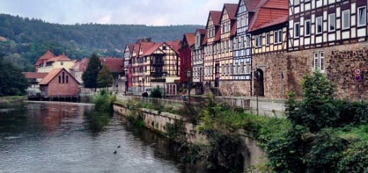 germany-hann-munden-river