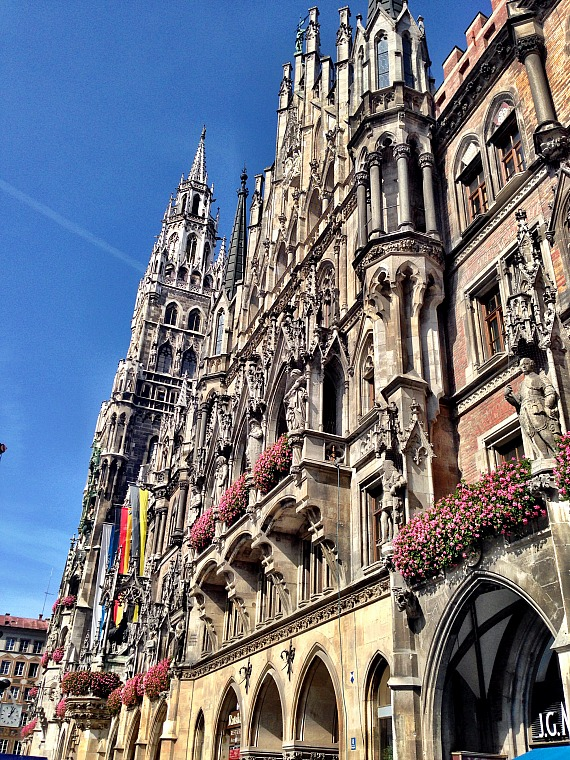germany-munich-rathaus