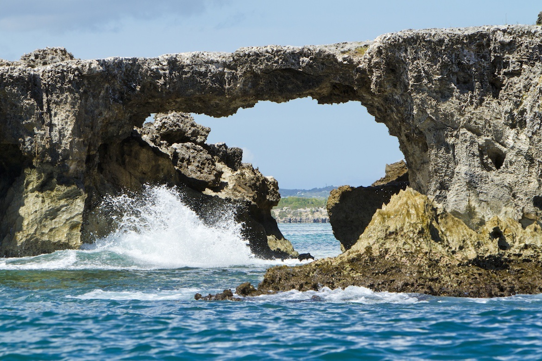 Hells Gate in Antigua