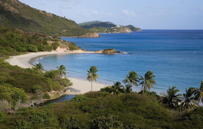 Rendezvous Bay in Antigua