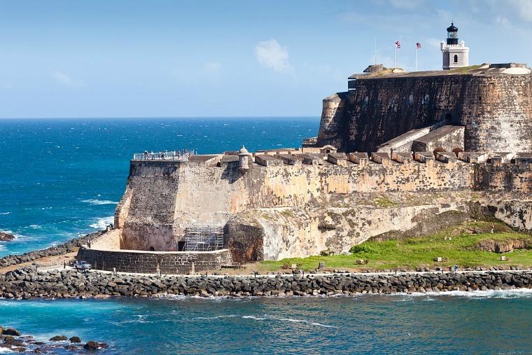 Puerto Rico itinerary: Things to do in Old San Juan. Fort
