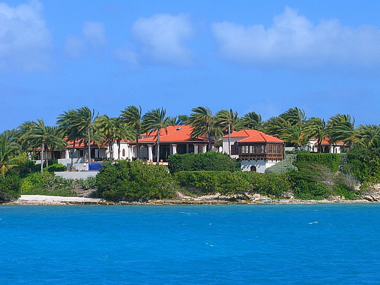 Not even lying- I was told this is Oprah's house. antigua