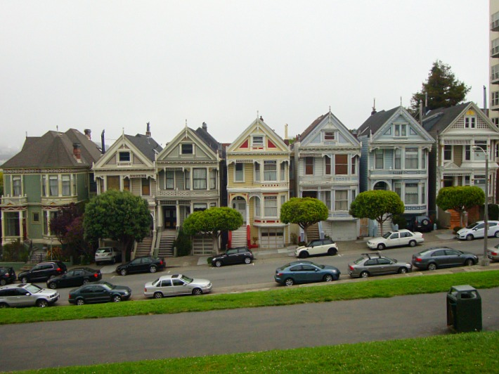 The Painted Ladies.