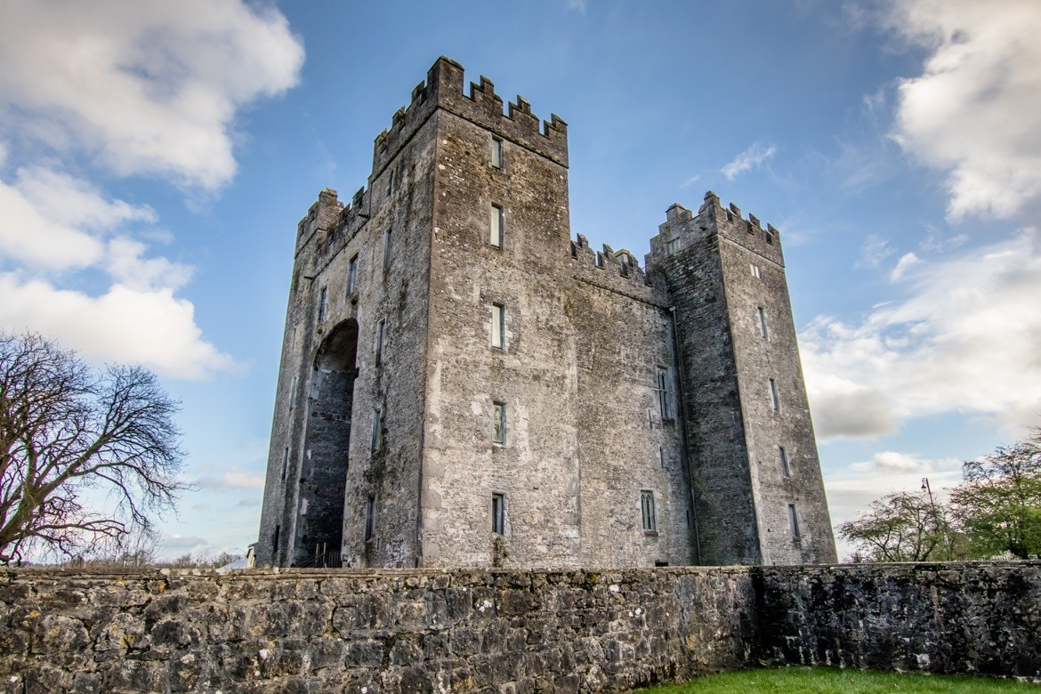 Bunratty Castle is one of the best things to do in Limerick
