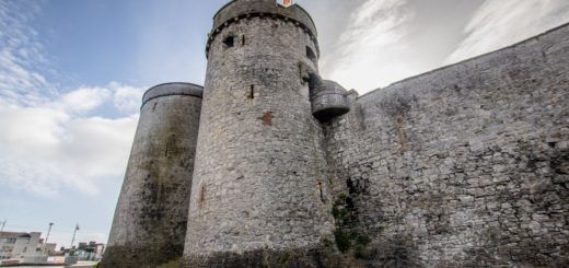 What to do in Limerick: King John's Castle