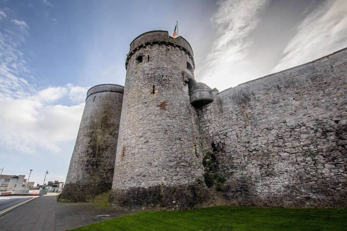 What to do in Limerick: King John's Castle