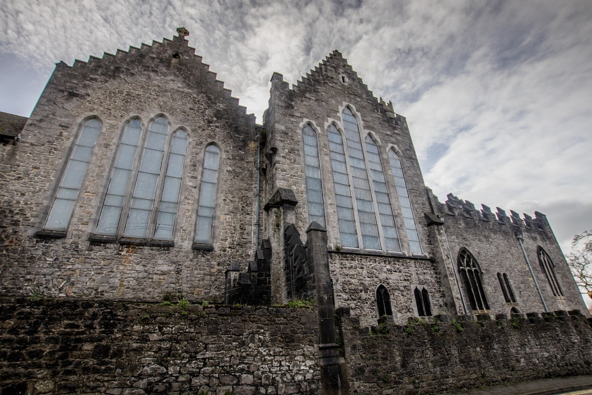 What to do in Limerick: St. Mary's Cathedral