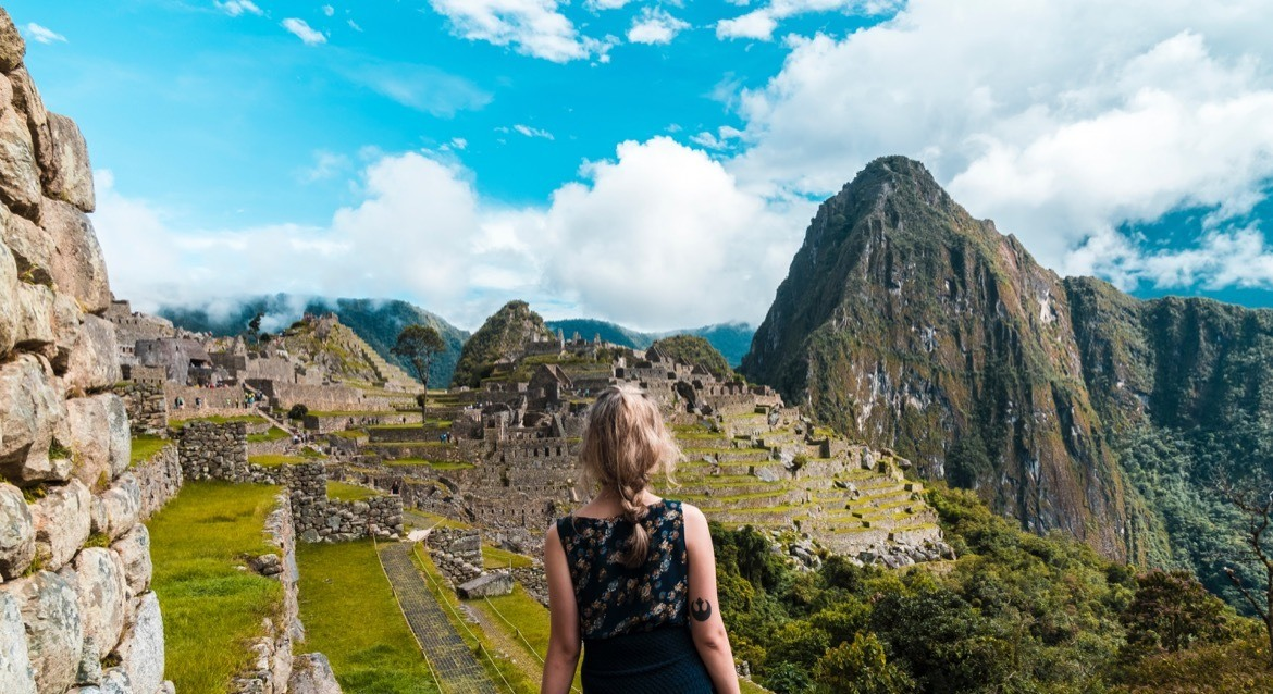 Backpacking in South America