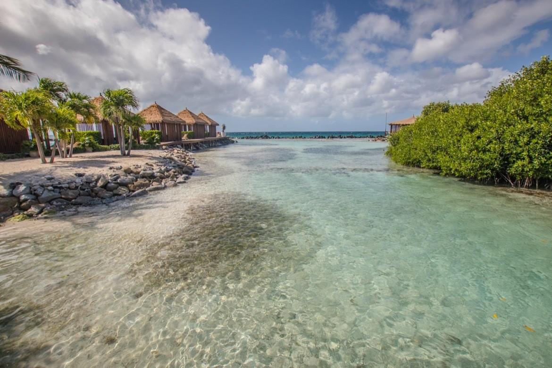 Spa Cove on Renaissance Private Island in Aruba