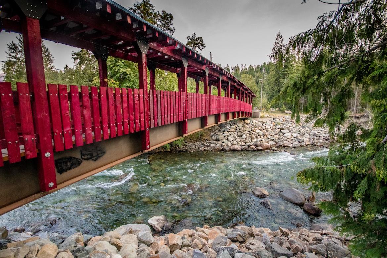 Kaslo River Trail, Kootenays BC