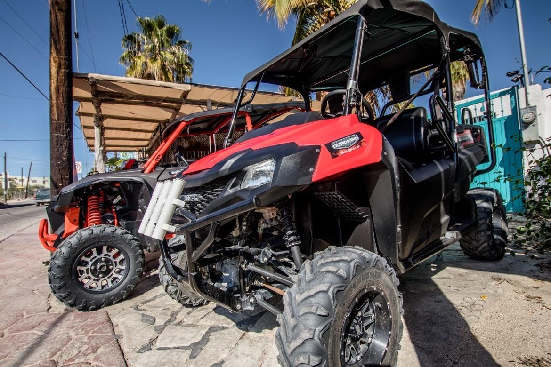 Los Barriles Mexico ATV rental