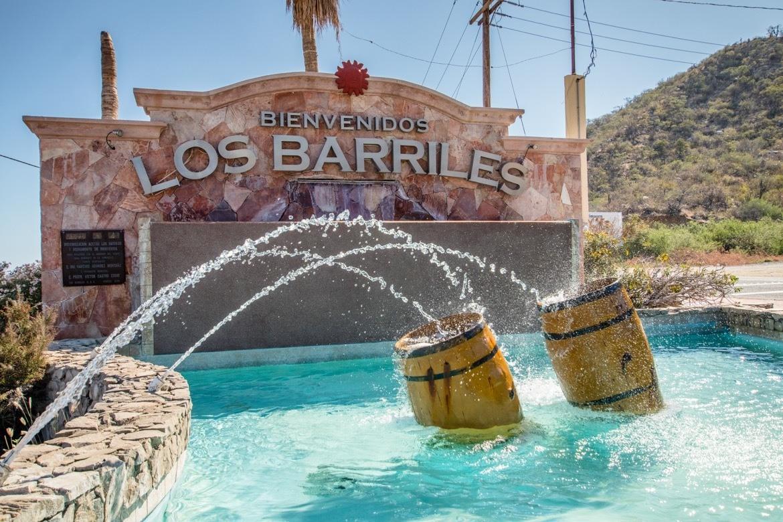 """Los Barriles Mexico """"The Barrels"""""""