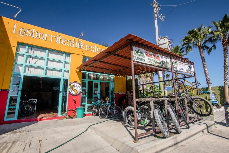 Los Barriles Mexico ebike rental