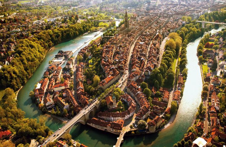Swiss Cities: Bern