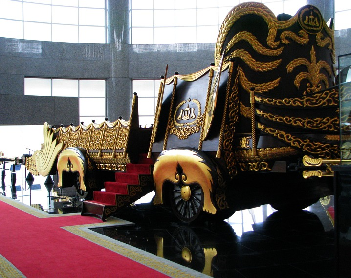 The Royal Regalia Exhibition Hall