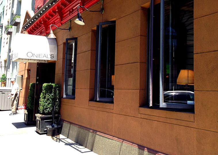 Aidan's bar- aka O'Nieals.