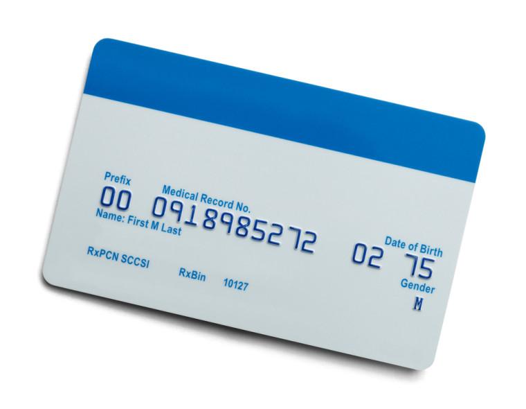 travel insurance card