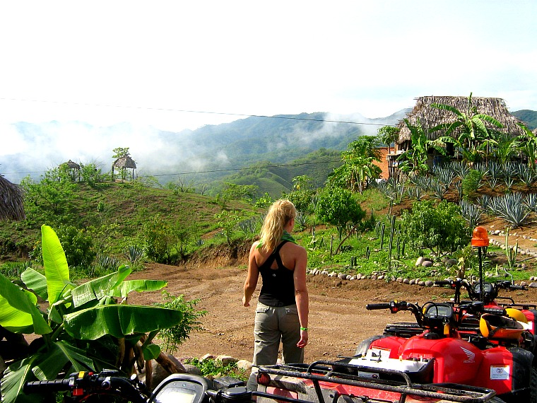 An ATV ride and tequila tasting tour in Puerto Vallarta, Mexico