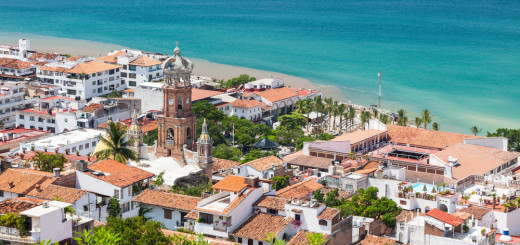 puerto vallarta downtown
