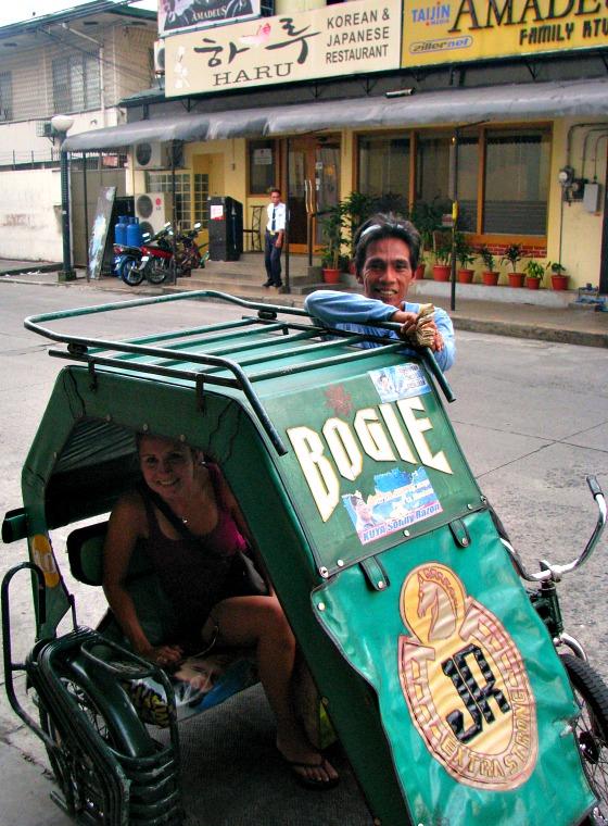 manila philippines taxi tuk tuk