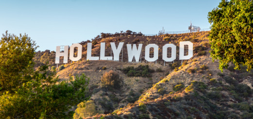 The Hollywood sign. Konstantin Sutyagin / Shutterstock.com