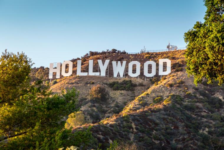 The Hollywood sign. Konstantin Sutyagin / Shutterstock.com