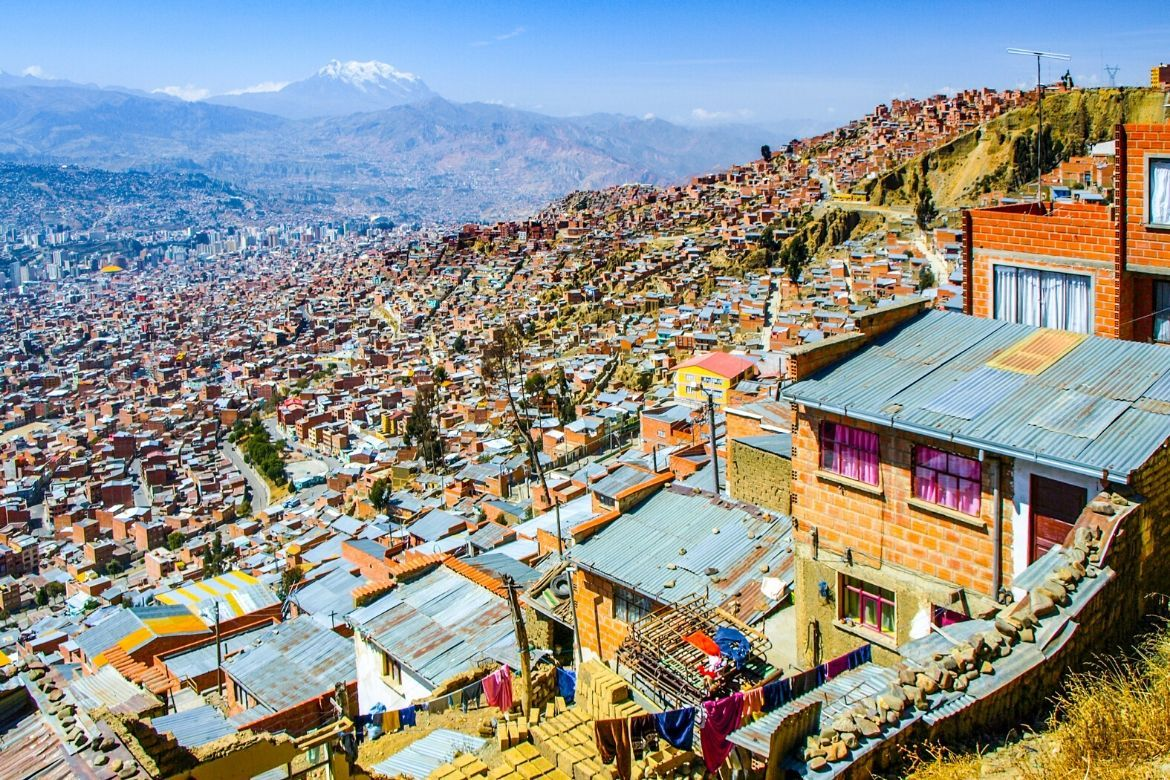 Things to do in La Paz Bolivia