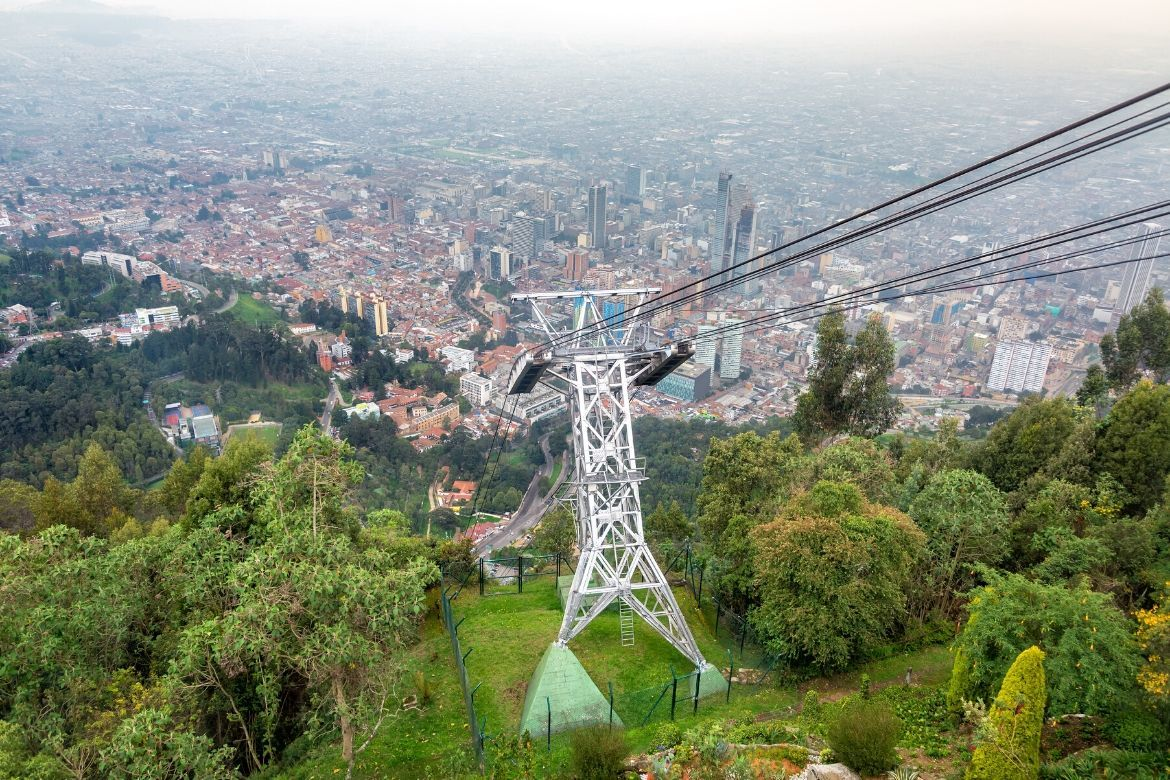 The best things to do in Bogota Colombia