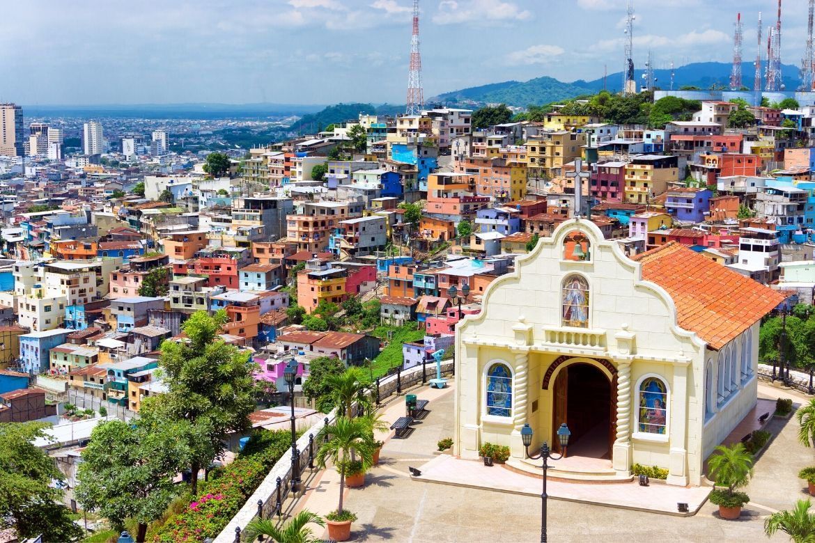 Things to do in Guayaquil Ecuador