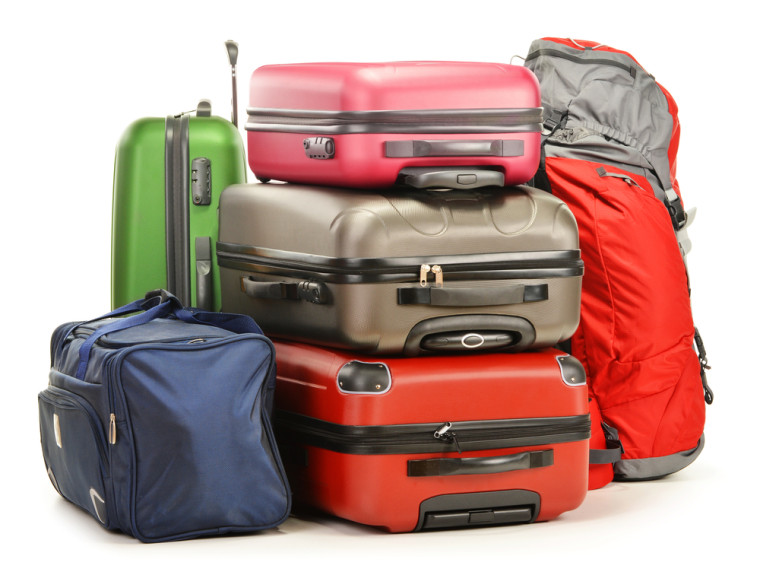 luggage and baggage