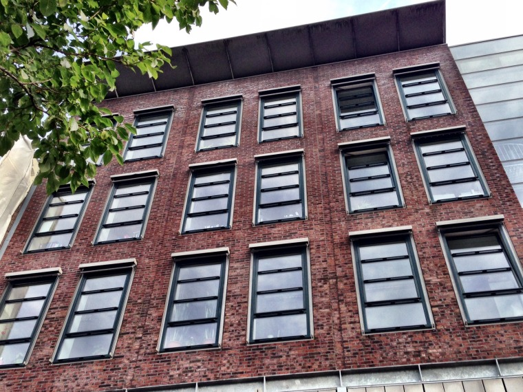 Anne Frank House in Amsterdam. amsterdam travel guide
