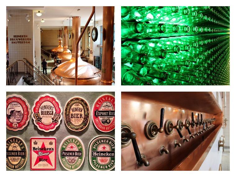 netherlands amsterdam heinken brewery tour amsterdam travel guide