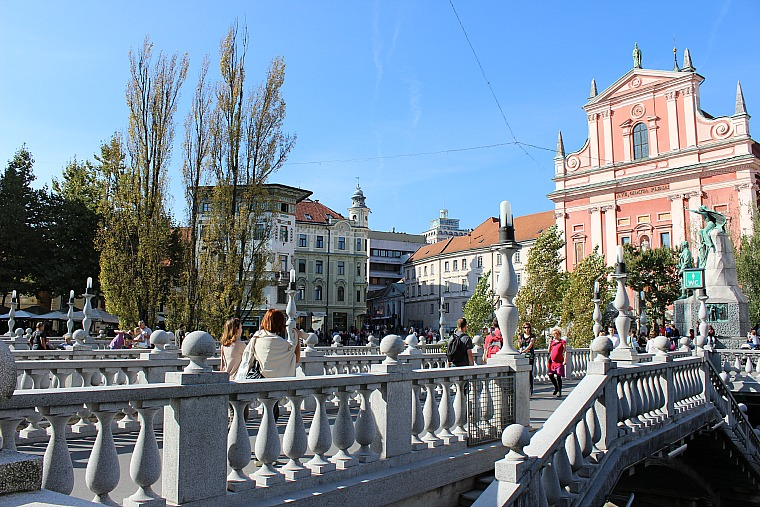 things to do in Ljubljana slovenia