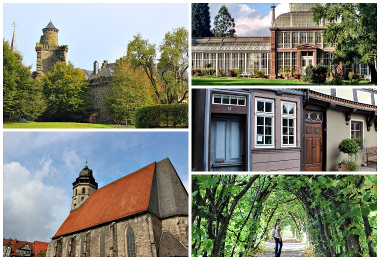 germany collage