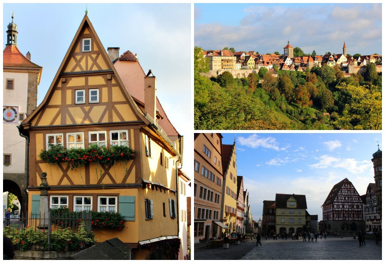 germany-rothenburg-collage