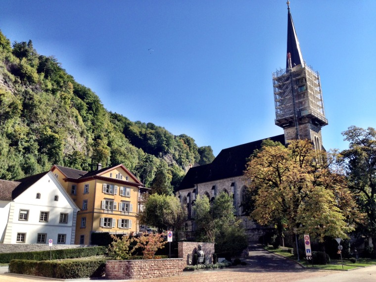 liechtenstein-vaduz-church