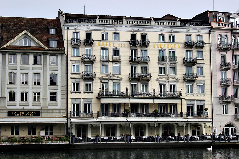 Hotel Des Balances. lucerne switzerland