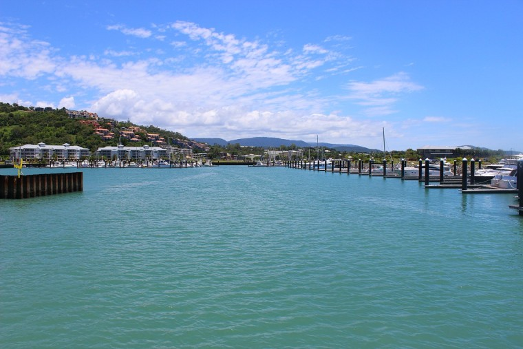 Exploring Airlie Beach, Australia, where everything is 'too easy'
