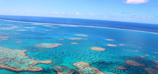 Why a scenic flight is a must-do in Australia's Whitsundays