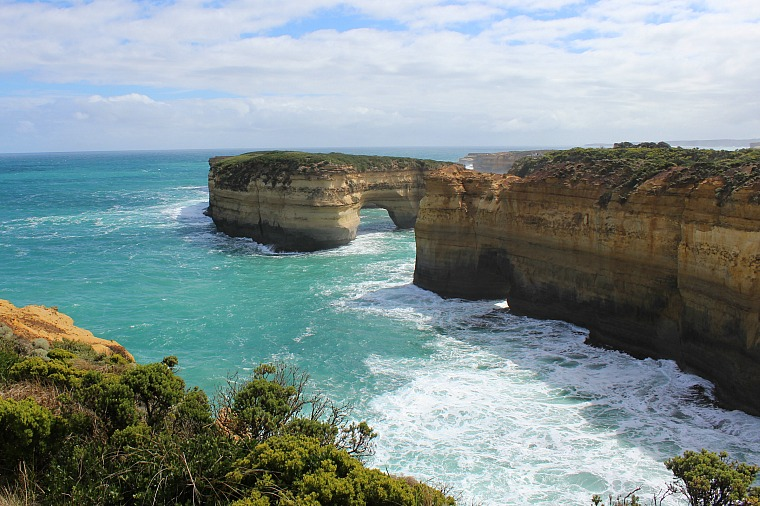 Loch Ard Gorge is one of the best stops along great ocean road in Australia