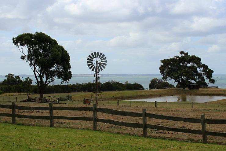Heritage Farm on Phillip Island, Australia