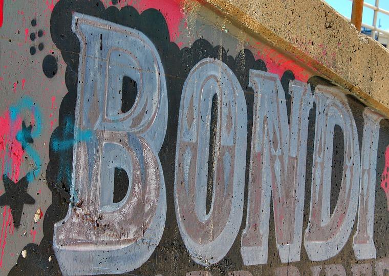 Bondi Beach murals