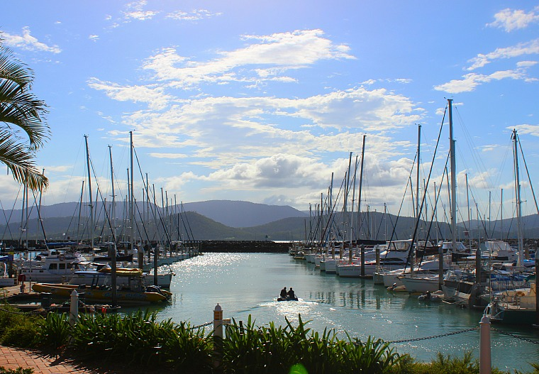 What to do in Airlie Beach, Australia. The harbour